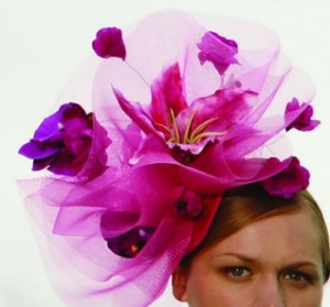 hot-pink-wedding-hat-by-Vivien-Sheriff